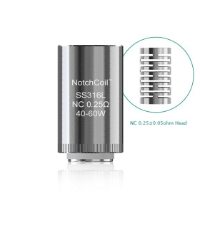 Lyche Notch Coil 0.25ohm Eleaf