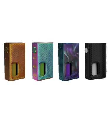 Luxotic BF Mod Color WISMEC