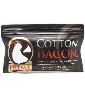 Wicknvape Cotton Bacon Prime Organic Cotton