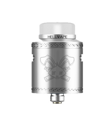 Hellvape Dead Rabbit V2 RDA Stainless Steel Atomizer