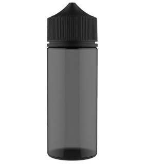 Chubby Gorilla 120ml Black Unicorn V3 Solid Black Cap