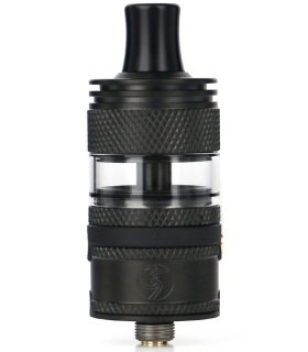 Auguse Era Matt Black RTA MTL 3ml Atomizer