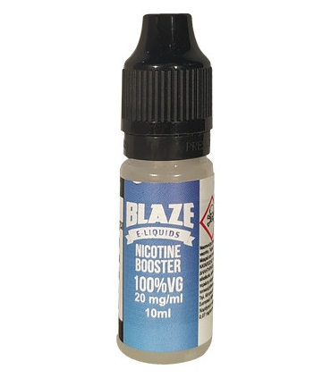 10ML ELIQUID NICOTINE BOOSTER BLAZE