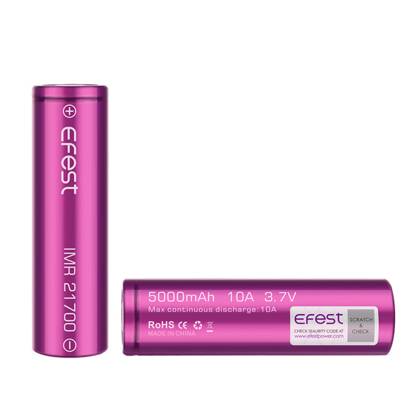efest 21700 battery