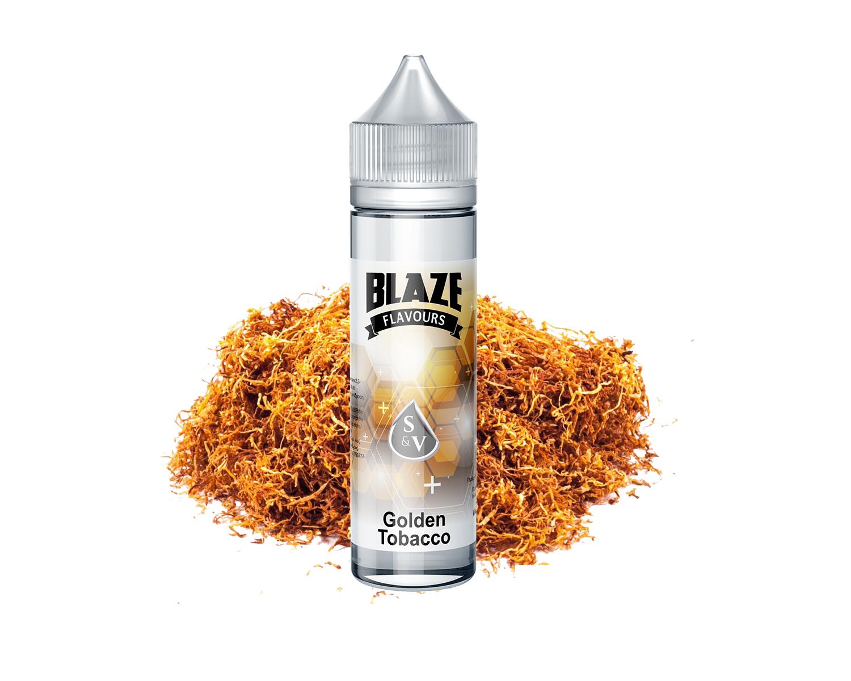 Golden Tobacco Flavorshot Blaze