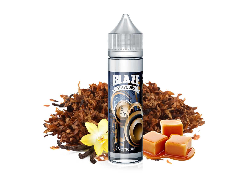 Nemesis Premium Flavorshot Blaze