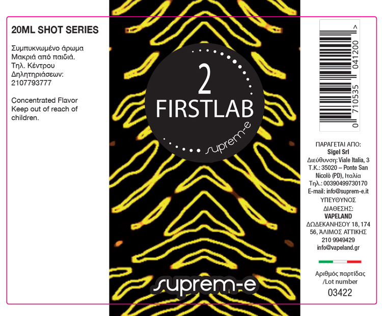 Firstlab No2 20ml/60ml Flavorshot