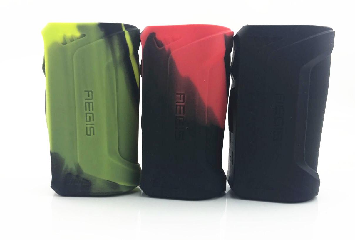 aegis box silicon case vapour smoke