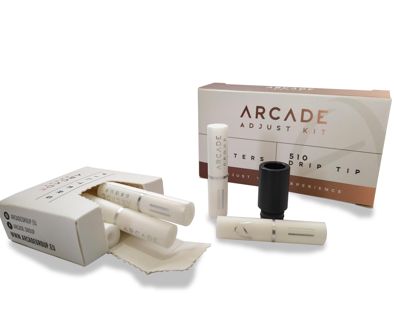 Arcade Επιστόμιο 510 - 10 τεμ. Φίλτρα Adjust Kit