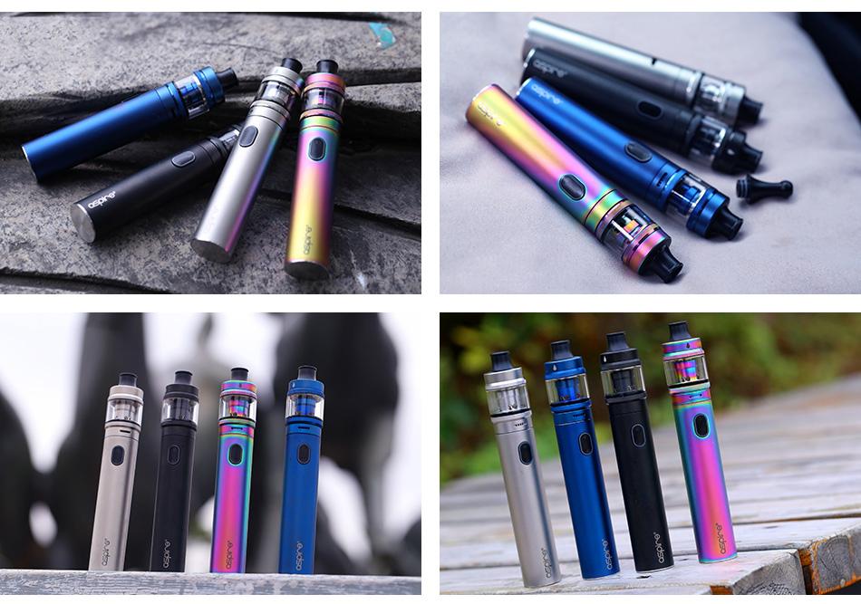 New Pen Mod - Tigon Kit Aspire