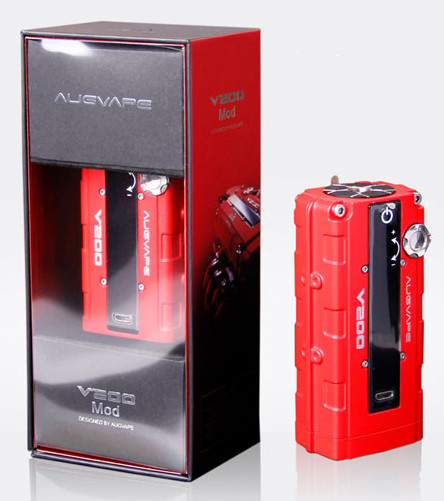Augvape V200 Mod Package Contents