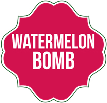 Watermelon Bomb Authentic CIrkus Vdlv