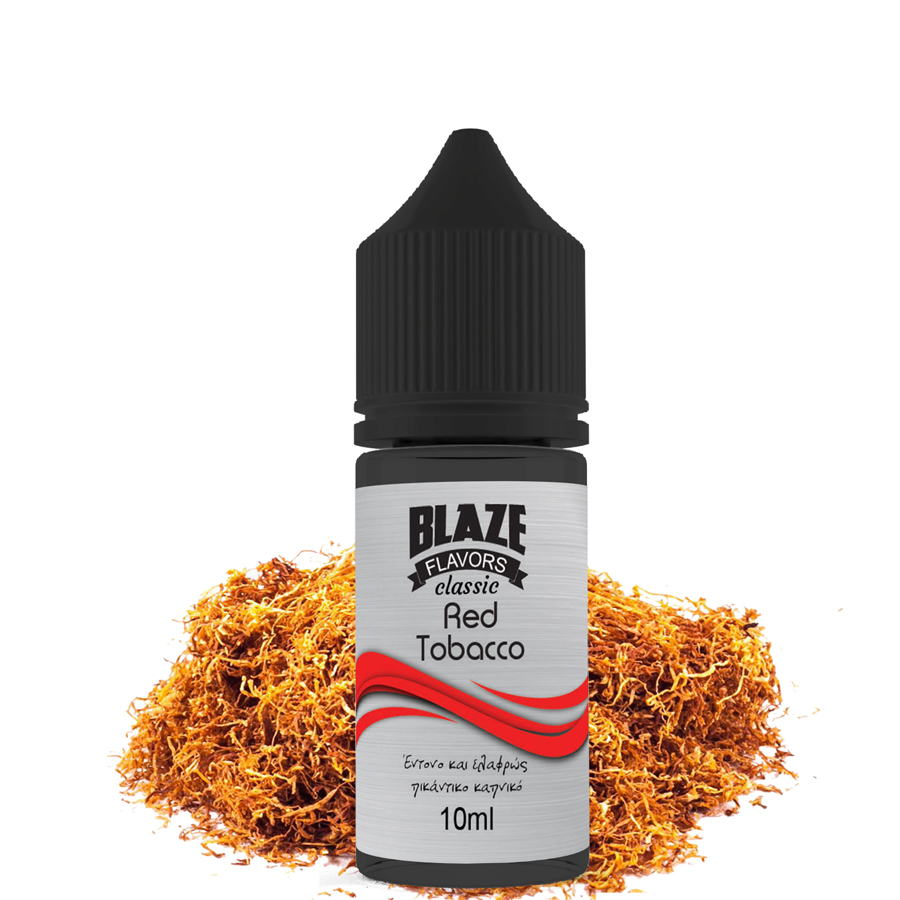 Blaze Classic Red Tobacco 10ml Flavorshot