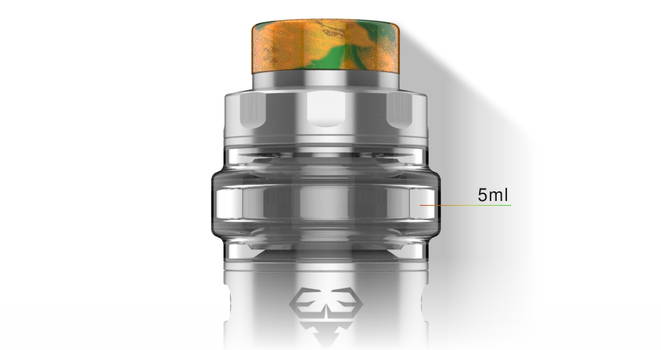 Blitzen Rta Bubble Glass Tube Geekvape