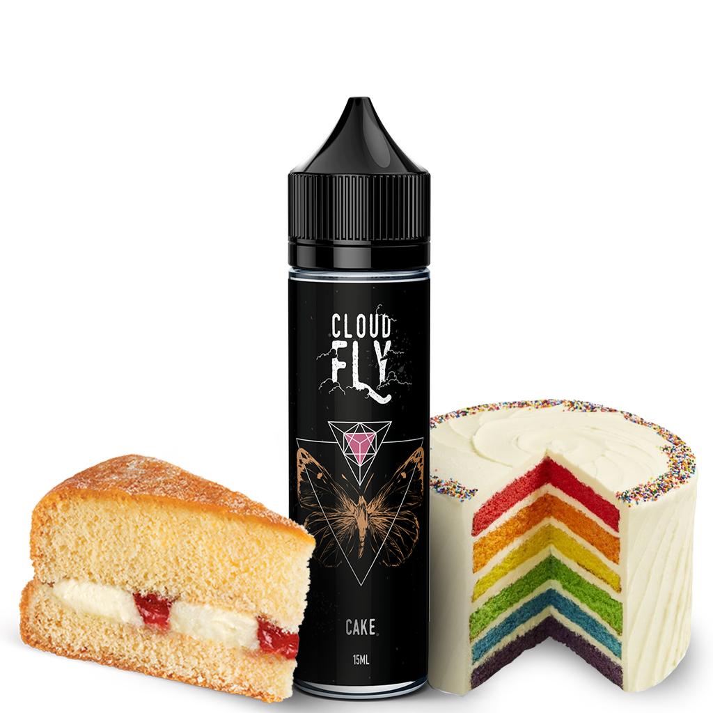 Cake Flavorshot Cloud Fly