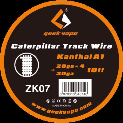 Geek Vape wire Caterpollar track
