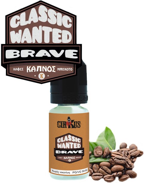 Classic Wanted brave Tobacco vdlv