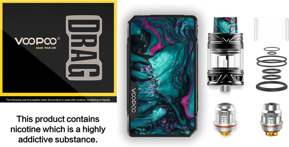 Drag 2 Kit VOOPOO