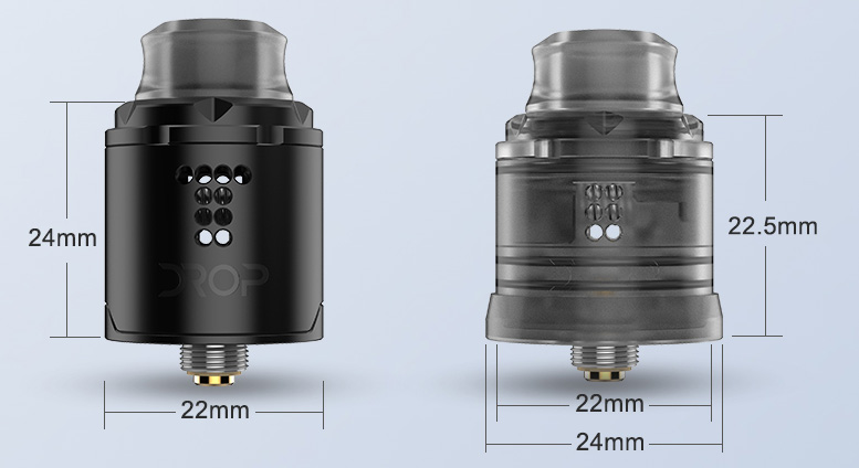 Drop Solo Digiflavor Atomizer