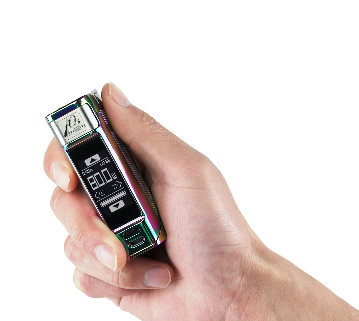 Espion solo 21700 with battery 21700