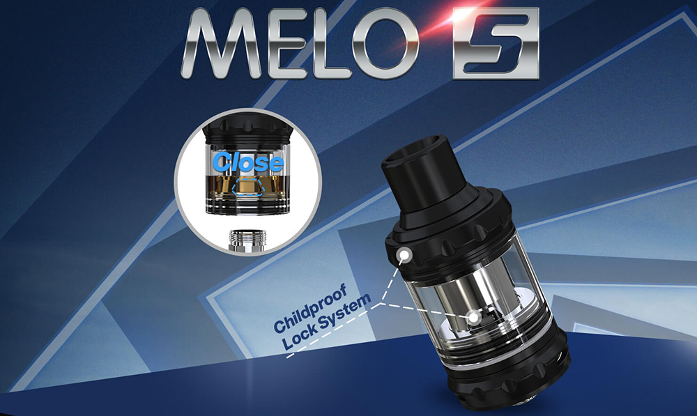 Eleaf Melo 5 Atomizer 2ml