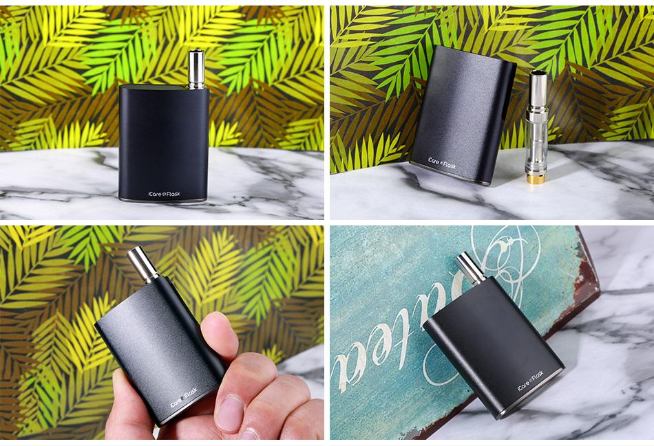 Eleaf icare Flask Kit Banner