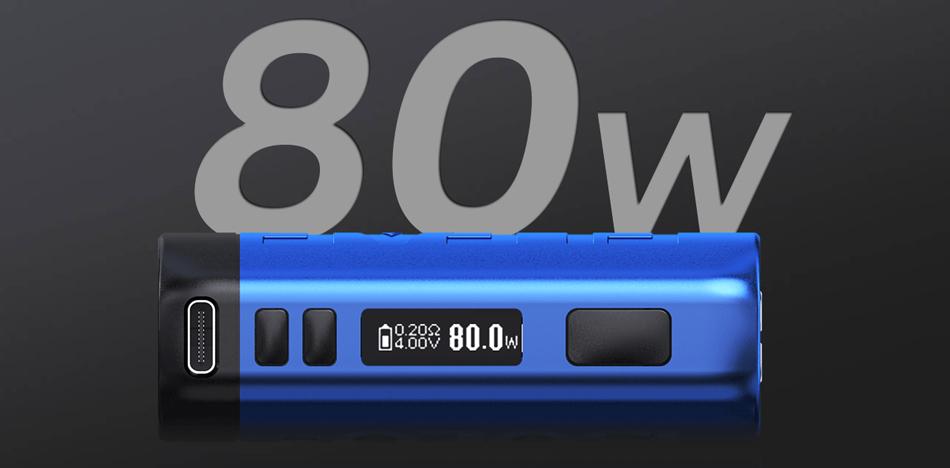 Eleaf Isolo S 80W Mod