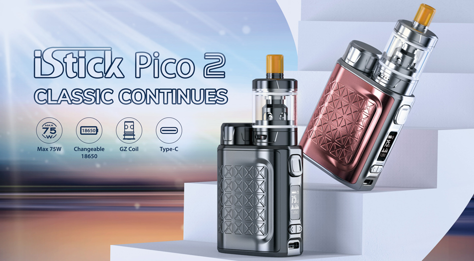 Eleaf Istick Pico 2 Kit
