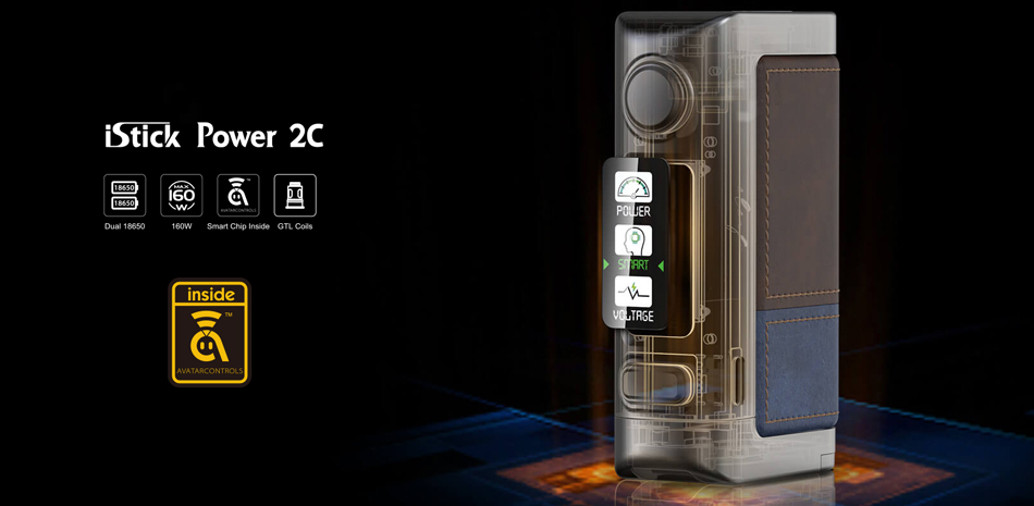 Eleaf Istick Power 2 GTL Kit