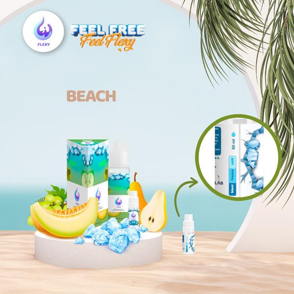 Flexy Beach 12ml/60ml Flexy Ice 5ml Flavorshot