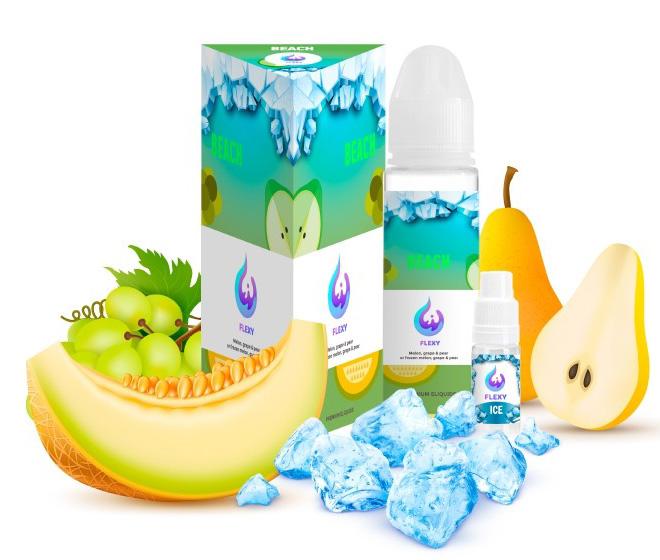 Flexy Lemonade 12ml/60ml Flexy Ice 5ml Flavorshot