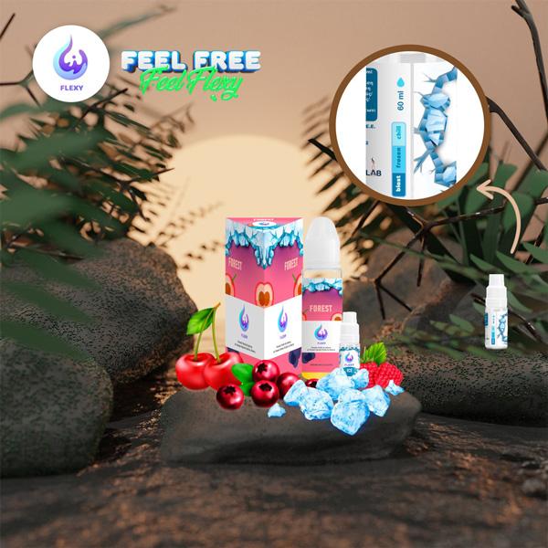 Flexy Forest 12ml/60ml Flexy Ice 5ml Flavorshot