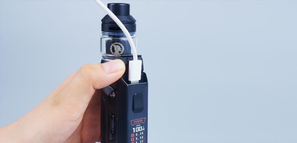 Geekvape Aegis Solo 2 S100 Z Sub ohm 5.5ml Kit