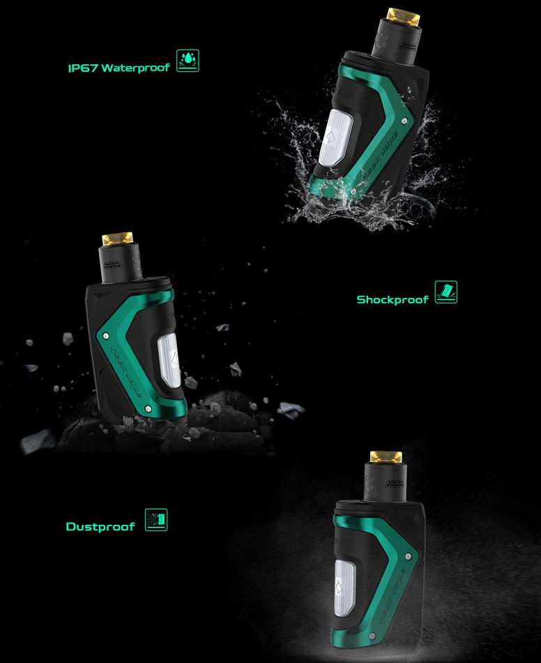 Geekvape Aegis Squonker Tengu RDA Kit