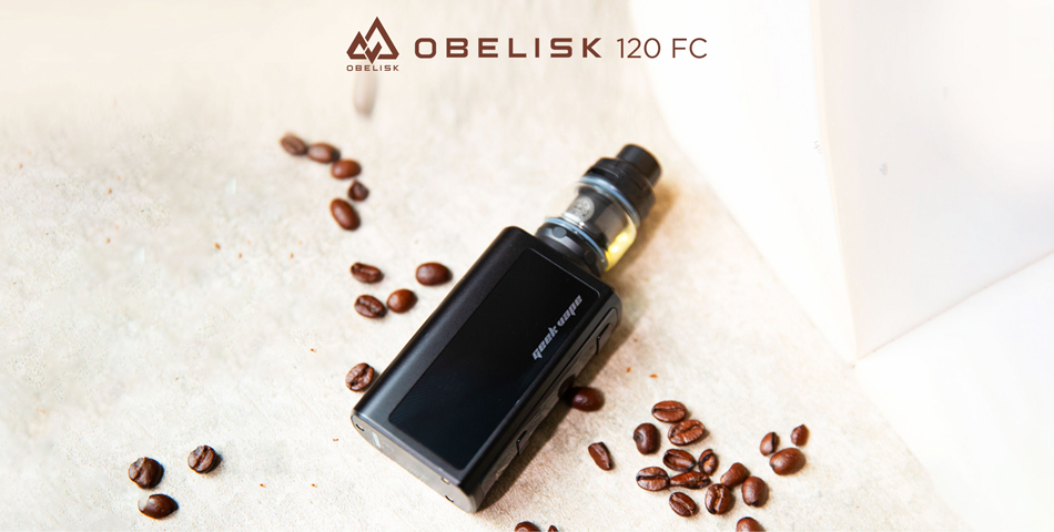 Geekvape Obelisk 120 - Αντάπτορας Fast Charger Z Kit