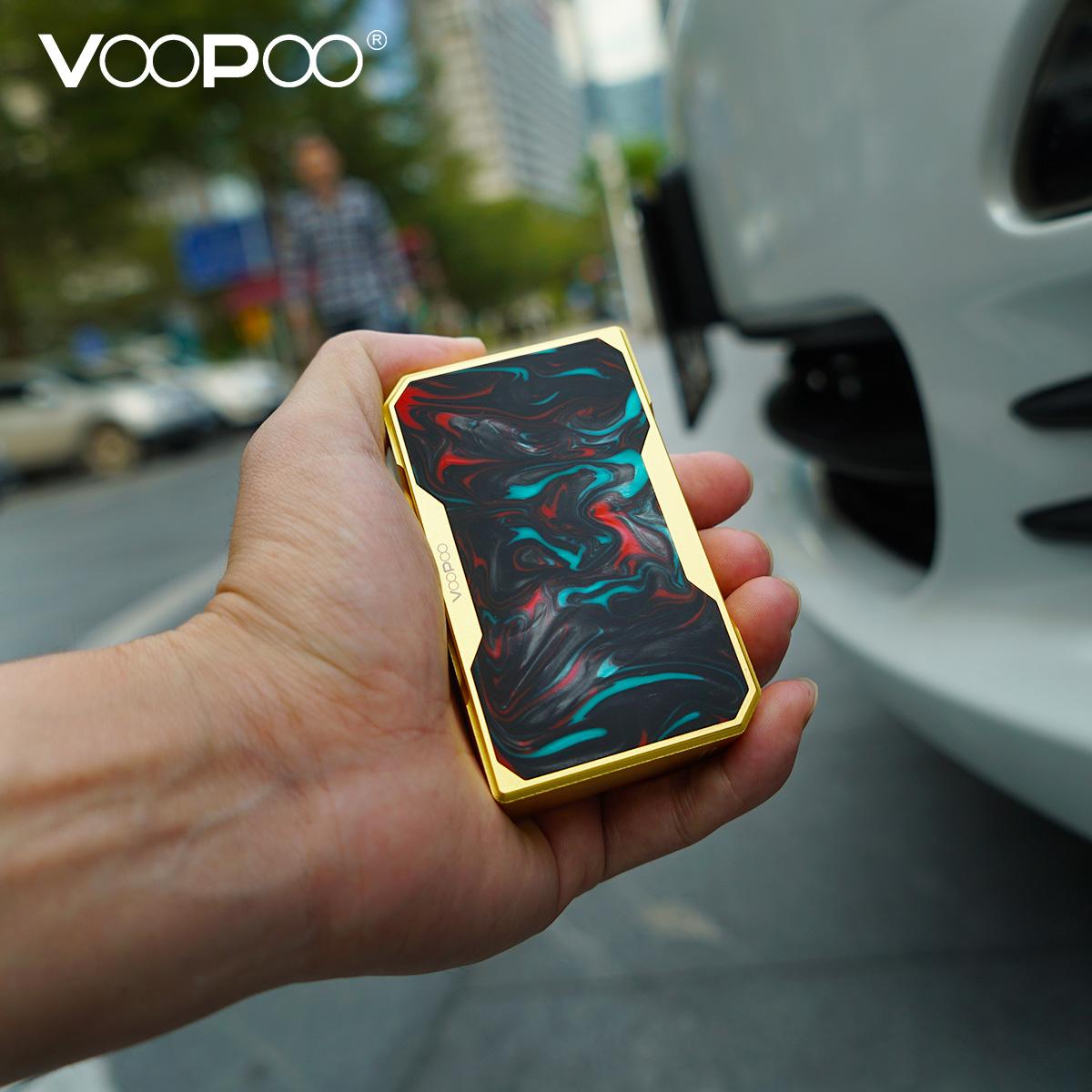 Drag Box Mod Gold VooPoo