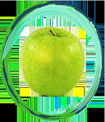 Innovation Green Apple