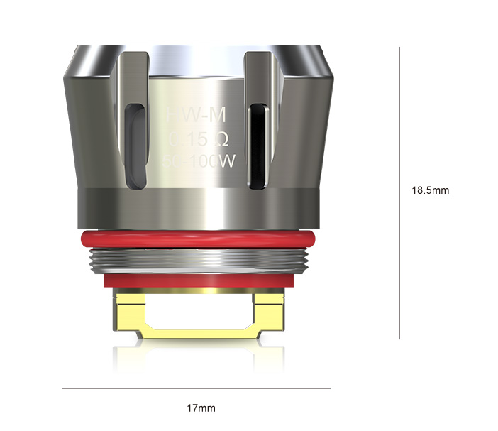 HW-Multihole 0.15ohm Coil ELEAF