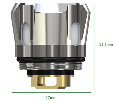 HW-Net Dual 0.2ohm Coil ELEAF