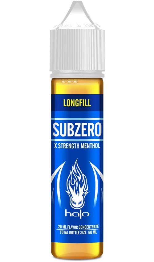 Halo Subzero 20ml/60ml Flavorshot