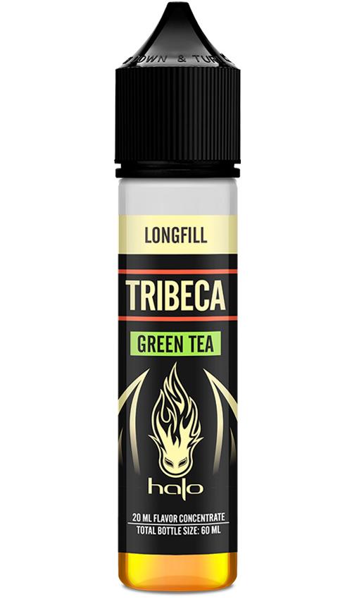 Halo Black Tribeca Green Tea 20ml/60ml Flavorshot