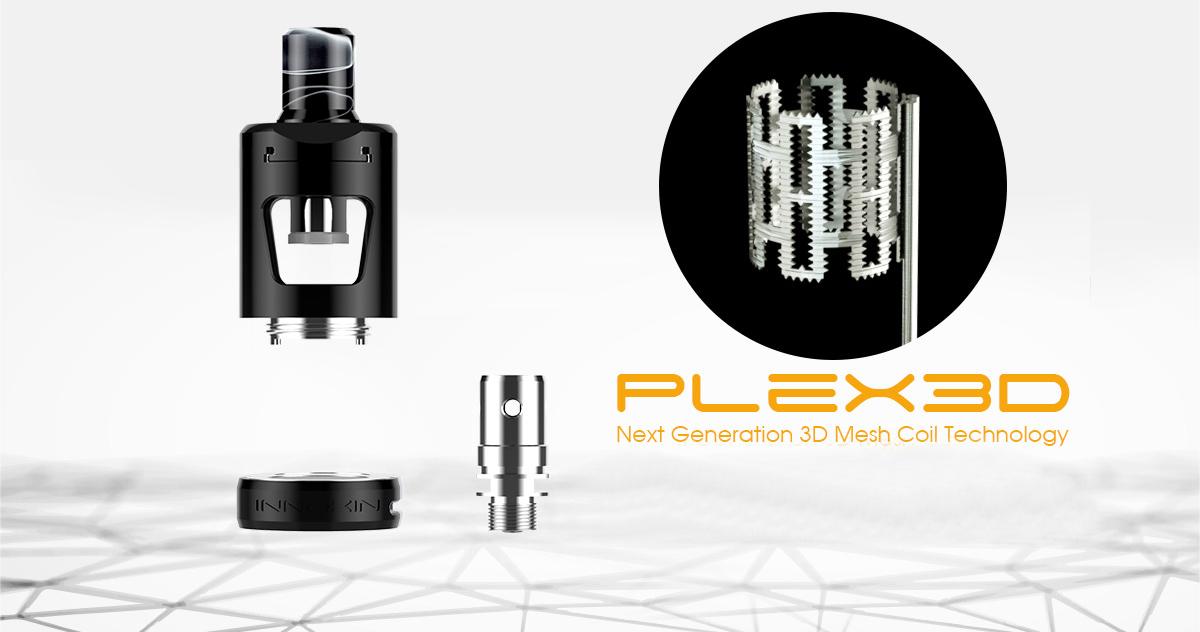 Innokin Ζlide 2ml Ατμοποιητής - Plex3D Coil