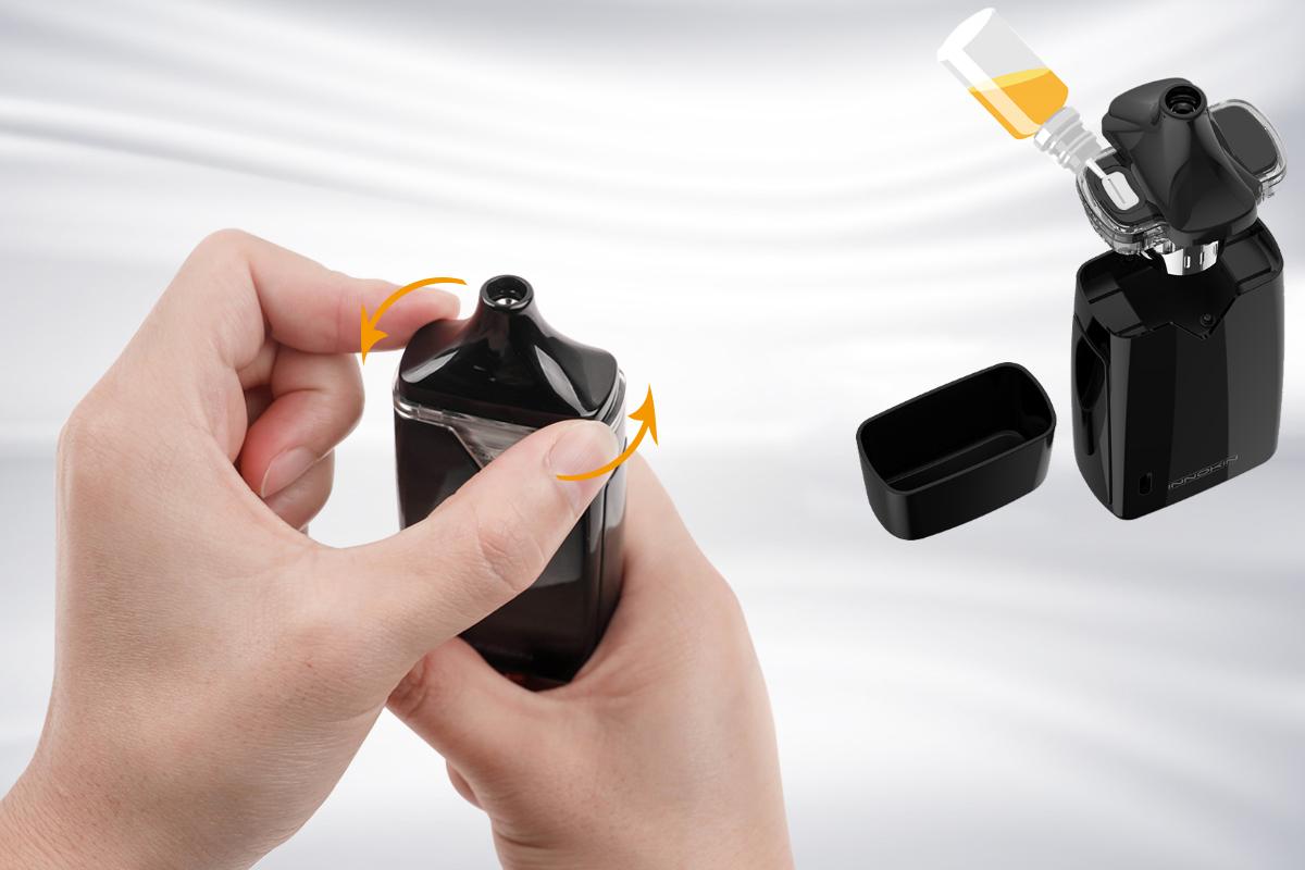 Σύστημα απλήρωσης υγρού | Innokin Z-Biip 1500mah Shine Pod Kit