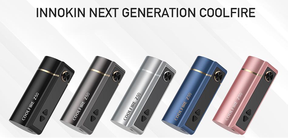 Innokin Coolfire Z50 50W Mod