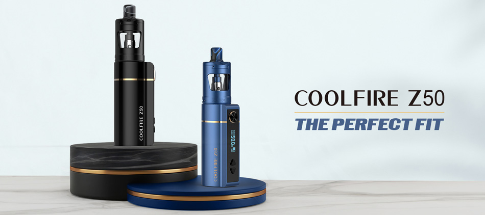 Innokin Coolfire Z50 Zlide Starter Kit