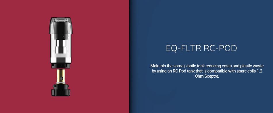 Innokin EQ FLTR Pod Kit ENG