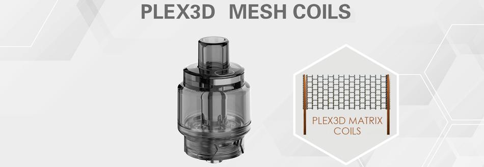 Innokin Gomax Ατμοποιητής 3D Plex Coil