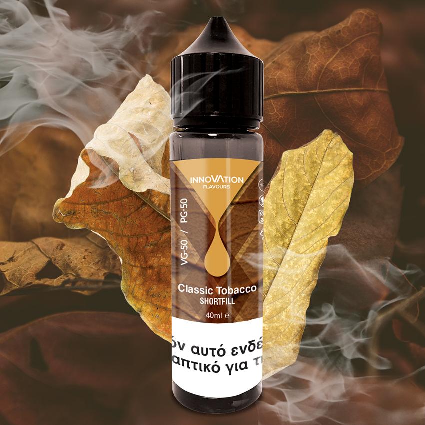 Innovation Shortfill Classic Tobacco
