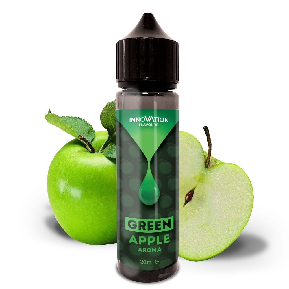 Innovation Classic Green Apple 20ml/60ml Flavorshot