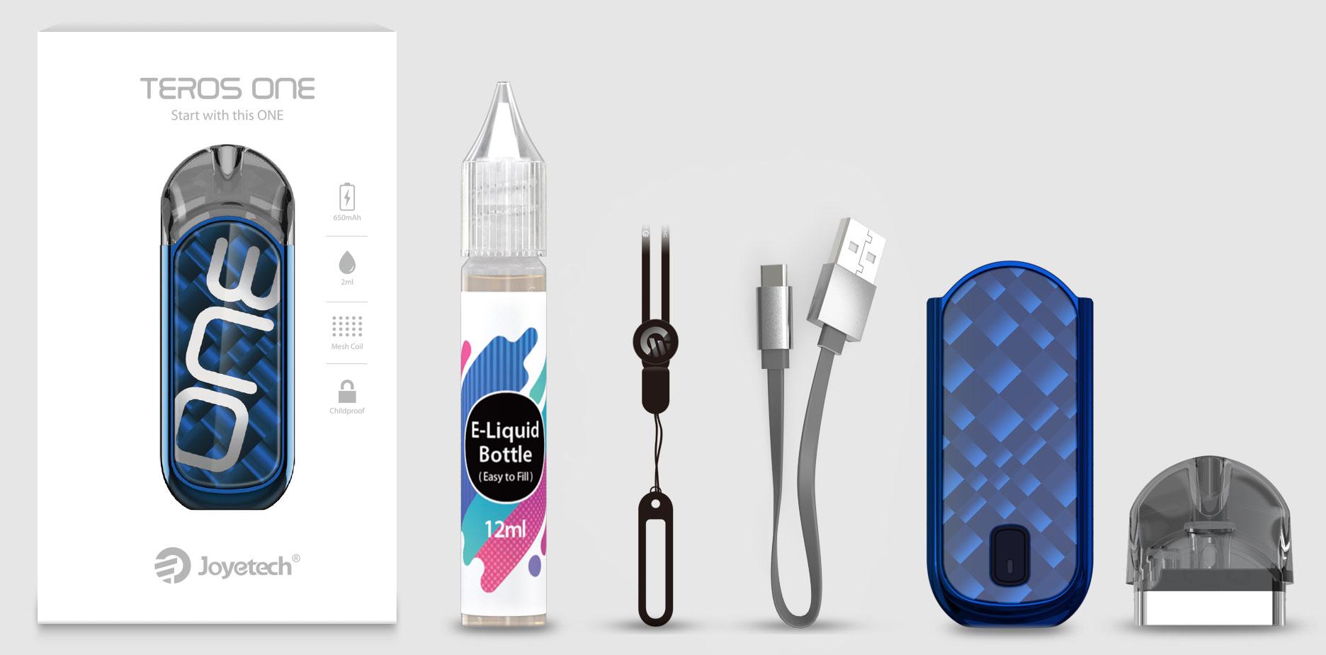 Joyetech Teros One Pod Kit Package